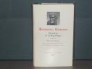 Historiens de la République. Tome I. TITE-LIVE  SALLUSTE.. HISTORIENS ROMAINS