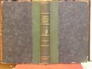 ABOLITION de L'ESCLAVAGE dans les Colonies Anglaises ( Troisième publication ). Enquêtes parlementaires et documents divers imprimés par ordre de M. ...