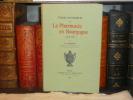 Etudes historiques sur la Pharmacie en Bourgogne avant 1803.. BAUDOT Auguste