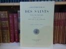 Caractéristiques des saints dans l'art populaire, énumérées et expliquées. fascicule I. ( Avant-propos à Armoiries ).. CAHIER Charles