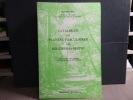 Catalogue des plantes vasculaires des Bouches-du-Rhône.. MOLINIER René