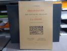 Bibliographie des ouvrages français sur la CHASSE.. THIEBAUD J.