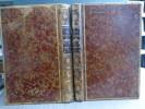 AUX MANES DE LOUIS XV, et des grands hommes qui ont vécu sous son règne, ou ESSAI sur les progrès des arts et de l'esprit humain, sous le règne de ...