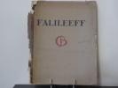 V. FALILEEFF.. ROMANOFF N.