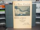 Le Père GORIOT.. BALZAC Honoré ( De ) - QUINT