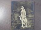 Photographie originale en tirage argentique, dédicacée et signée.. PICKFORD Mary
