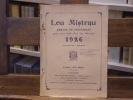 LOU MISTRAU. Armana prouvençau per lou bèl An de Gràci 1926.. LOU MISTRAU