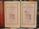 Pensées de LEIBNITZ sur la religion et la morale.. LEIBNITZ Gottfried Wilhelm - EMERY J.-A.