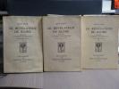 Le Révélateur du Globe. Portraits, carte et fac-similé. 3 volumes.. BLOY Léon