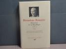 HISTORIENS ROMAINS. Historiens de la République. Tome II. CESAR.. HISTORIENS ROMAINS