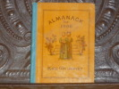 Kate GREENAWAY'S ALMANACK for 1888.. GREENAWAY Kate