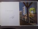 LA MUSE LIBERTINE. Florilège des poëtes satyriques orné de 40 aquarelles originales de DUBOUT. Envoi autographe signé de DUBOUT.. DUBOUT