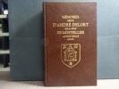Mémoires inédits d'André DELORT sur la ville de MONTPELLIER au XVIIe siècle ( 1621-1693 ). Tomes 1-2.. DELORT André