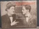 APOLLINAIRE enregistré et filmé en 1914. Reproduction des 50 images en reconstitution de la petite machine animée.. APOLLINAIRE Guillaume
