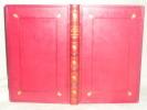 Obituaire de l'Abbaye de SAINT-PIERRE de Lyon du IXe au XVe siècle. Publié d&#8217 après le manuscrit original et annoté par M.-C. GUIGUE.. GUIGUE ...