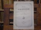 Mélanges d'archéologie Egyptienne et Assyrienne. Tome premier. 4e fascicule - Juillet 1874.. MELANGES D'ARCHEOLOGIE