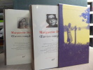 OEUVRES COMPLETES. ( Tomes I & II ). ( 2 volumes sous coffret ).. DURAS Marguerite