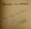victoire en solitaire atlantique 1964. tabarly