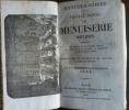 Nouveau manuel complet d'arpentage Nouveau manuel complet du metreur et du verification en batimens Nouveau manuel du menuisier. manuels ...