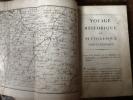 voyage historique et pittoresque fait dans les ci-devant  pays-bas, et dans quesques departemens voisins, pendant les annees 1811, 1812 et 1813 tome ...