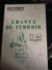 chants du terroir provence. Dr A Jaubert