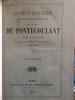 Souvenirs Historiques et Parlementaires du COMTE de PONTECOULANT ancien pair de France extrait de ses papiers et de correspondance 1764-1848  Edité ...