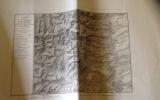 atlas cartes et plans relatifs aux campagnes du maréchal gouvion de saint cyr aux armeses du rhin et de rhin et Moselle pendant les années : 1792,  ...