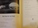 Minotaure revue Skira, 1981. collectif revue