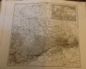 Atlas de l'histoire du Consulat et de l'Empire dressé et dessiné sous la direction de Monsieur Thiers par MM.A. Dufour et Duvotenay. Gravier sur Acier ...