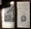 don quichotte de la manche traduit de l'espagnol par Florian ouvrage posthume avec figures. michel de cervantes par Florian