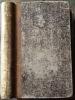 DE VILLENEUVE (Comte Louis) Essai d'un manuel d'Agriculture ou Exposition du système de culture suivi pendant 19 ans dans le Domaine d'Hauterive ...