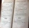 Lettres d'une péruvienne lettere d'una peruviana traduites en italien . Deodati G.L