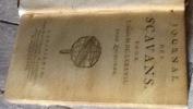 Journal des sçavans, De l'An M.DC.L.XXXVII. Tome quinsieme journal des savans tome quinzieme . collectif