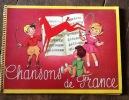 Chansons de France. Sixième album d' images (série 121 à 141). . collectif