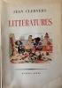 Littératures. Illustrations de N. DE Baqterrechea. . CLERVERS Jean.