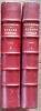 Europe centrale en 2 volumes. E. de Martonne