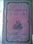 Annuaire diplomatique et consulaire de la République Française pour 1914.