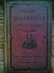 Annuaire diplomatique et consulaire de la République Française pour 1906. Annuaire diplomatique et consulaire de la République Française