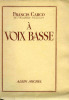 A voix basse. CARCO (Francis)