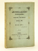 Miscellanées poétiques ou Poésies diverses, suivies de Jugurtha, tragédie.  [ édition originale ]. POTIER, Melchior