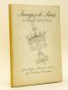 Images de Paris. 12 burins de Michel Béret. [ Livre dédicacé par l'un des auteurs ]. BERET, Michel ; ARNOUX, Alexandre