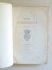 Revue d'Aquitaine scientifique et littéraire. Numéros I à XII [ Numéros 1 à 12 ]. Collectif ; Revue d'Aquitaine