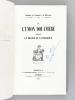 De l'Union Douanière entre la France et la Belgique. - [ Suivi de : ] Mémoire du Conseil de Commerce de Bordeaux adressé au Premier Consul (28 Floréal ...