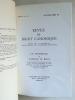 Revue de Droit Canonique. Tome XVI N° 2-3-4 Juin-Septembre-Octobre 1966 : En hommage à Gabriel Le Bras.. Collectif