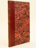Bordeaux il y a 200 ans. La Misère à Bordeaux de 1709 à 1713. [ Livre dédicacé par l'auteur - édition originale ]. LABUCHELLE, Maurice