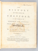 The History of the Town of Thetford, in the counties of Norfolk and Suffolk, from the Earliest accounts to the Present Time.. MARTIN of Palgrave, Mr. ...