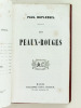 Les Peaux-Rouges.. DUPLESSIS, Paul