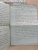 """Lettre de 8 pp. adressée  """" A Messieurs du Directoire du District de Toneins"""" [ Tonneins ] daté du 13 janvier 1791 ; [ On joint : ] Extrait de la ..."""
