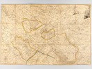 Environs de Paris et Département de Seine et l'Oise & subdivisés en districts et cantons, conformément aux Décrets de l'Assemblée Nationale. [ Carte ...