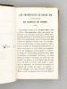 La Divinité de l'Eglise catholique démontrée et vengée contre les principales objections du protestantisme reproduites dans une brochure de M. Puaux, ...